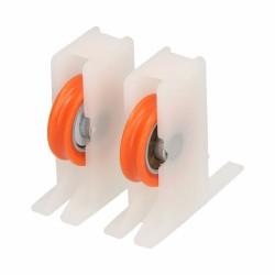 set 24 vasos tubo 330cc reutilizables