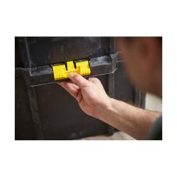 cesta para la colada con circulación de aire polipropileno 52 l jost gris 65x44x28 cm