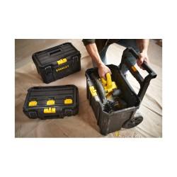 cesta para la colada con circulación de aire jost gris 55x40x23 cm