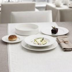 maceta decorativa de hierbas silvestres