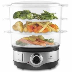 cesta ropa 35l 58x41cm classic azul