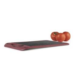 botella vidrio 1000ml tapon bambu bewinner