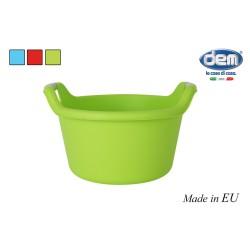 spirella colección kos cortina de ducha textil 120 x 200 polyester gris